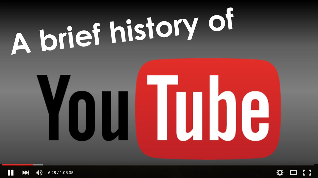 Brief History of YouTube