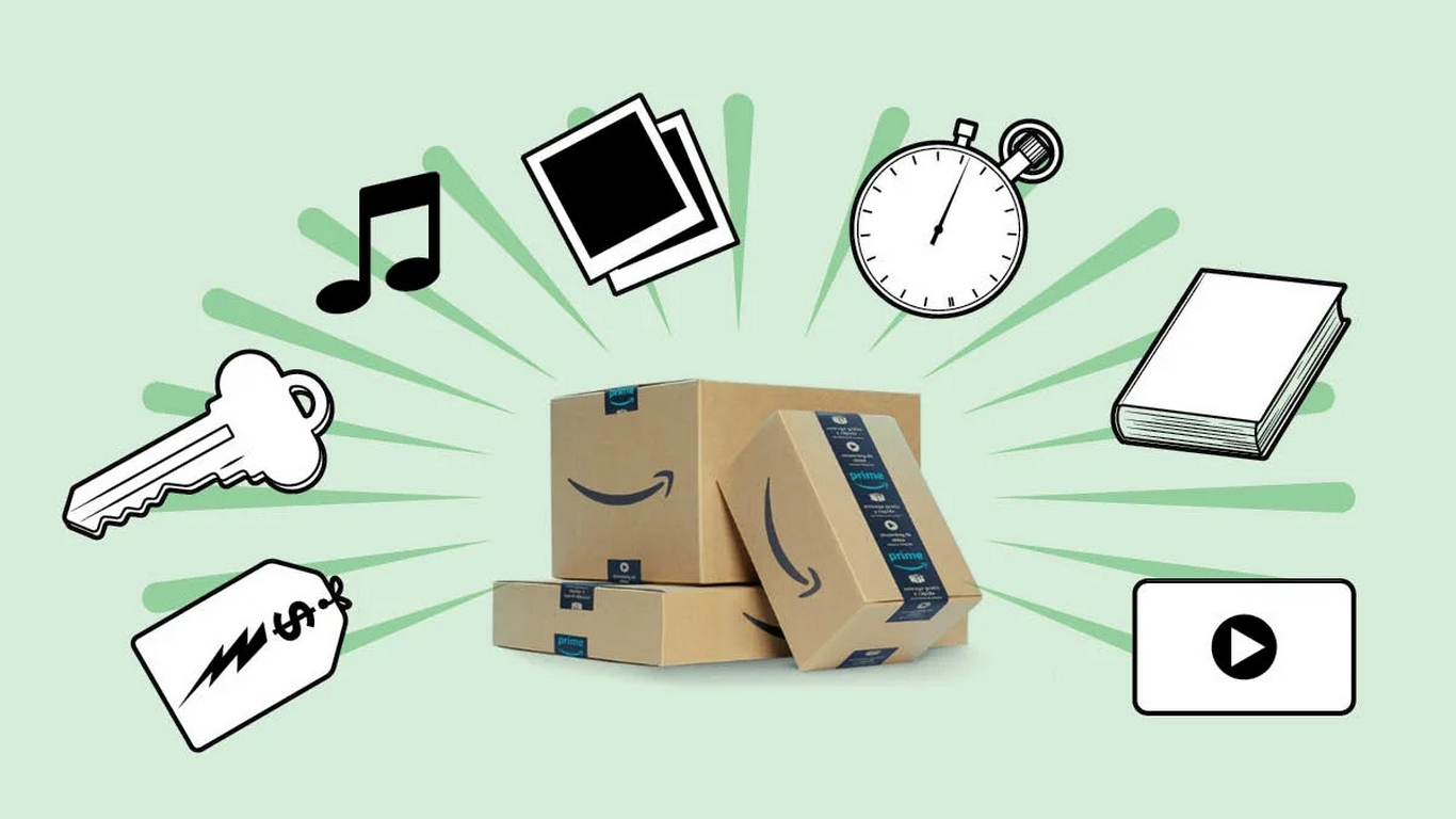 Amazon Prime Products